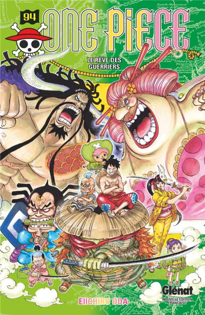 Couverture One piece tome 94