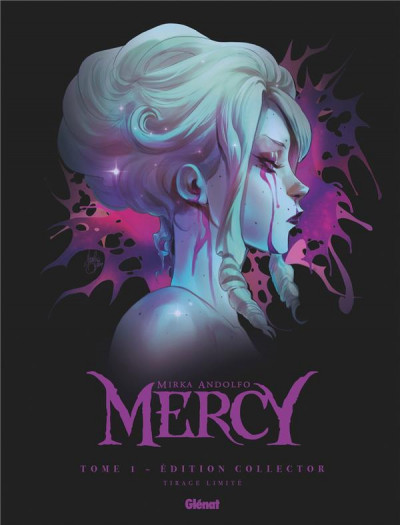 Couverture Mercy tome 1 - collector