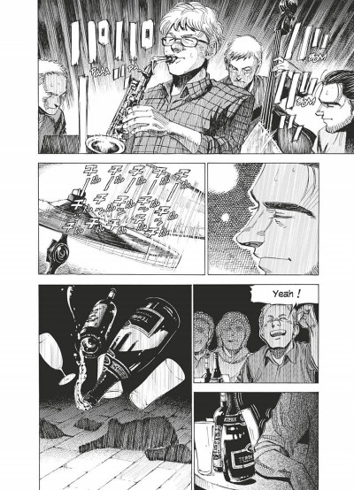 Page 0 Blue giant supreme tome 4