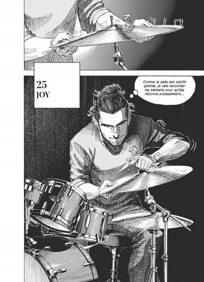 Page 4 Blue giant supreme tome 4