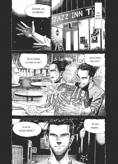 Page 5 Blue giant supreme tome 4