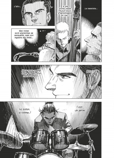 Page 7 Blue giant supreme tome 4
