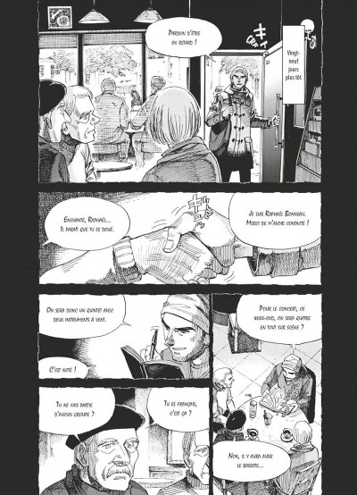 Page 8 Blue giant supreme tome 4
