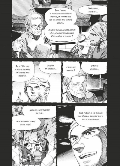 Page 9 Blue giant supreme tome 4