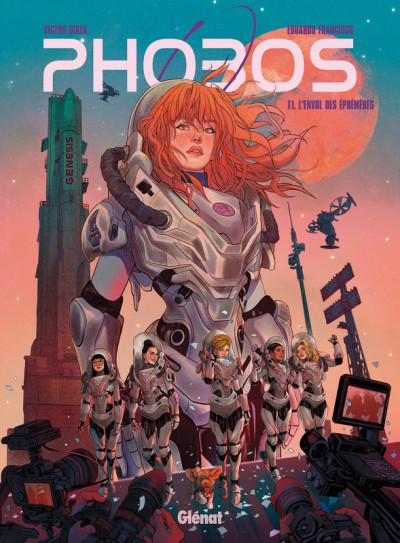 Couverture Phobos tome 1