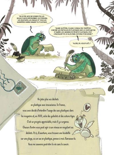 Page 7 Lettres des animaux à ceux qui les prennent pour des bêtes
