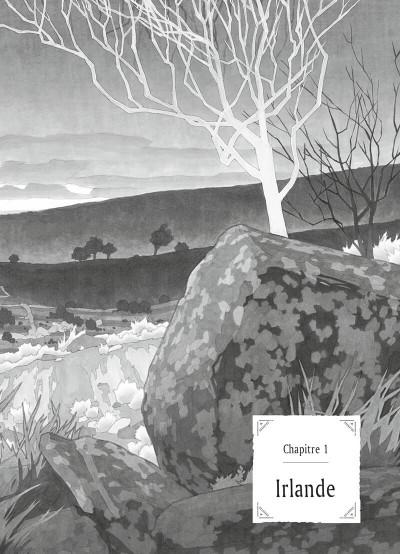 Page 5 L'oxalis et l'or tome 1