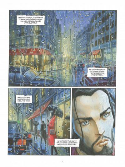 Page 3 Le troisième oeil tome 1