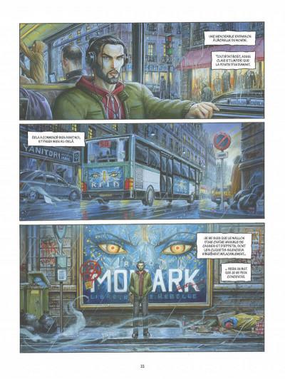 Page 4 Le troisième oeil tome 1