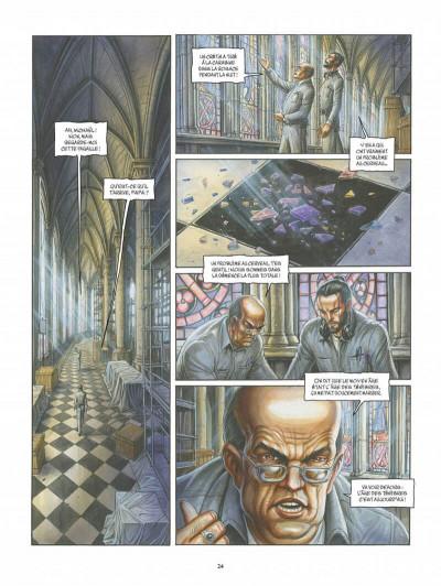 Page 6 Le troisième oeil tome 1