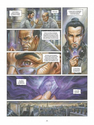 Page 7 Le troisième oeil tome 1