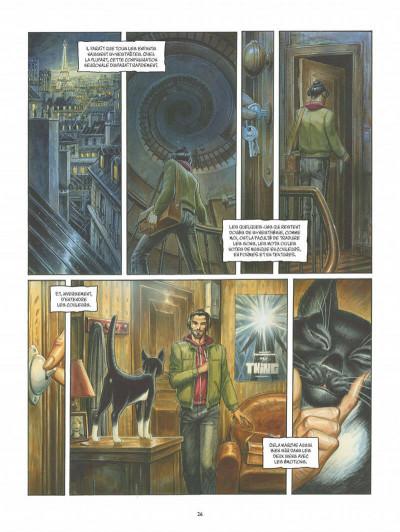 Page 8 Le troisième oeil tome 1