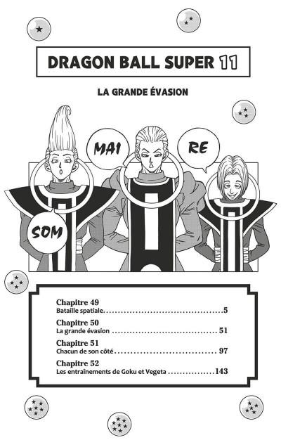 Page 5 Dragon ball super tome 11