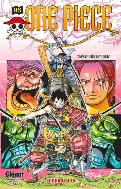 Couverture One piece tome 95