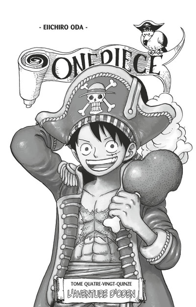 Page 2 One piece tome 95