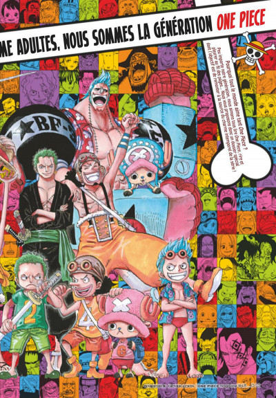 Page 4 One piece - magazine tome 8
