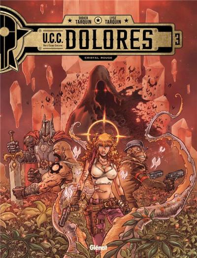 Couverture UCC Dolores tome 3