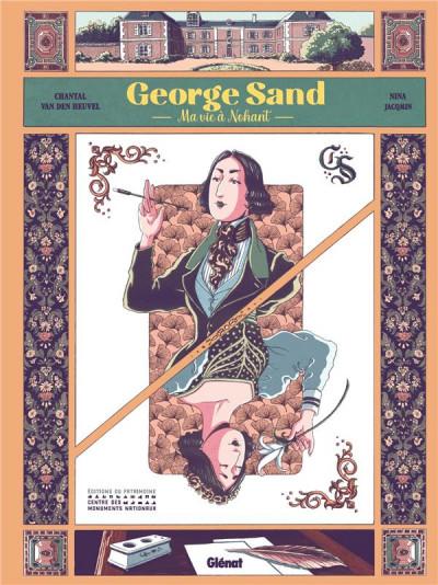 Couverture George Sand - Ma vie à Nohant