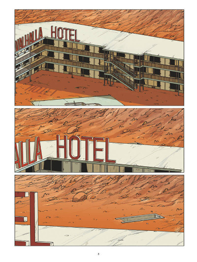 Page 6 Valhalla hotel tome 2