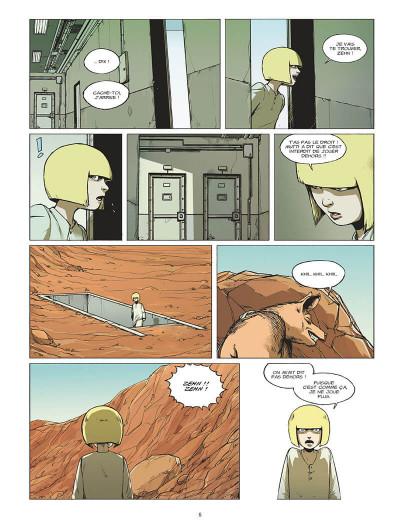 Page 8 Valhalla hotel tome 2