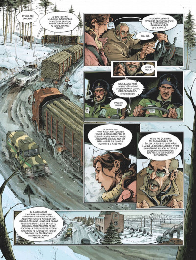 Page 0 Féroce tome 1