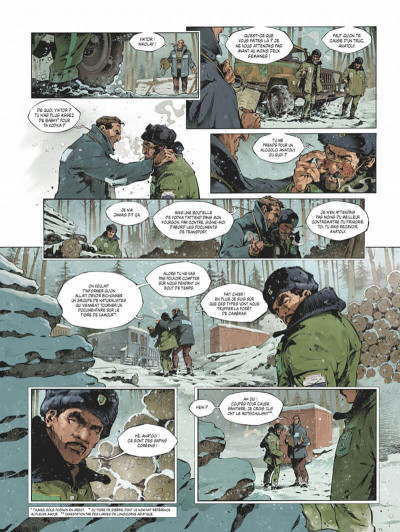 Page 4 Féroce tome 1