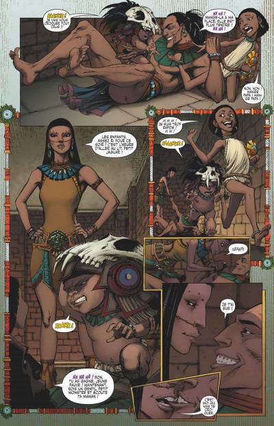 Page 4 Lady Mechanika tome 7
