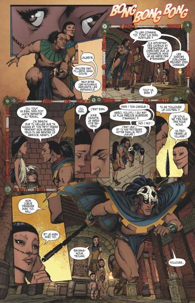 Page 5 Lady Mechanika tome 7