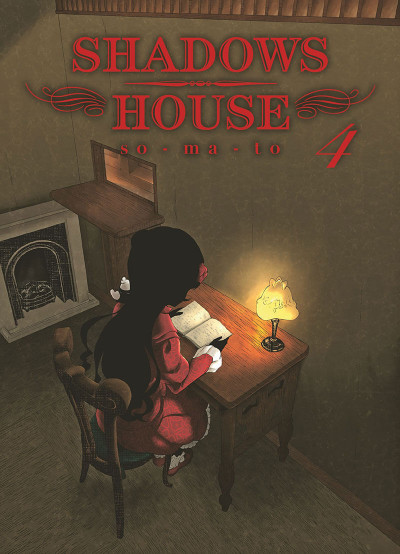 Page 2 Shadows house tome 4