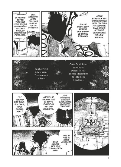 Page 9 Shadows house tome 4