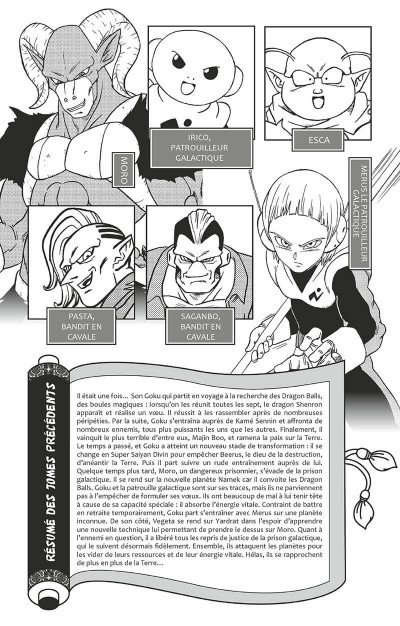Page 4 Dragon ball super tome 12