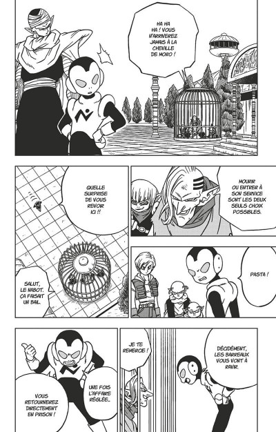 Page 9 Dragon ball super tome 12