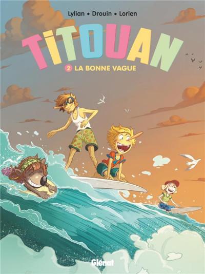 Couverture Titouan tome 2