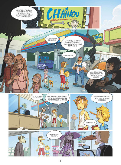 Page 9 Titouan tome 2