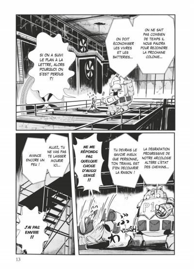 Page 7 Terrarium tome 1