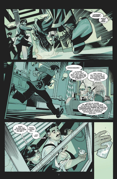 Page 0 Adventureman tome 1