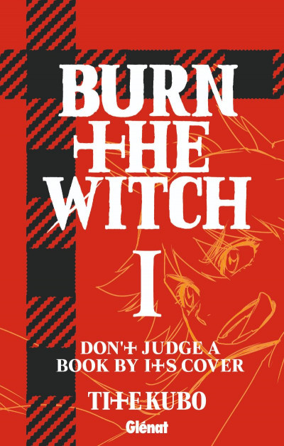 Couverture Burn the witch tome 1