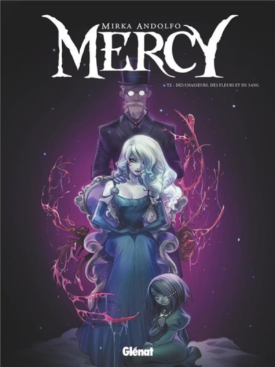 Couverture Mercy tome 2