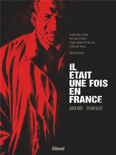 Couverture Il était une fois en France - intégrale roman graphique