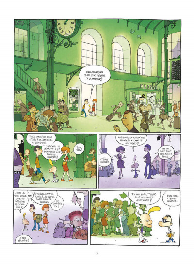 Page 3 Titeuf tome 17