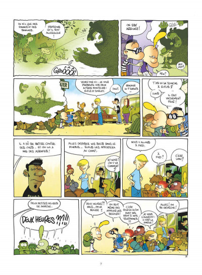 Page 7 Titeuf tome 17