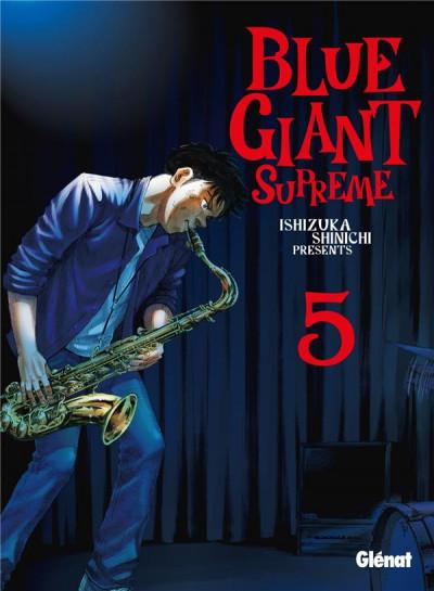 Couverture Blue giant supreme tome 5