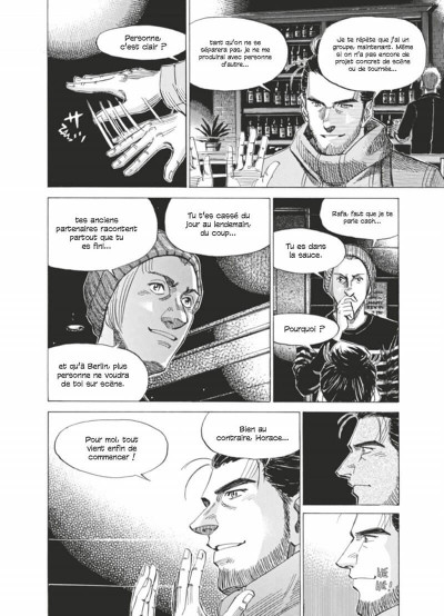 Page 0 Blue giant supreme tome 5