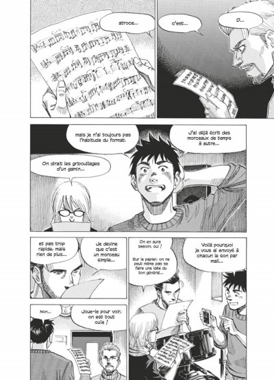Page 6 Blue giant supreme tome 5