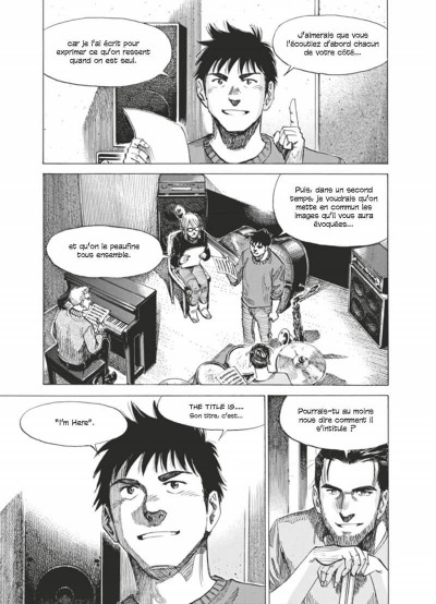 Page 7 Blue giant supreme tome 5