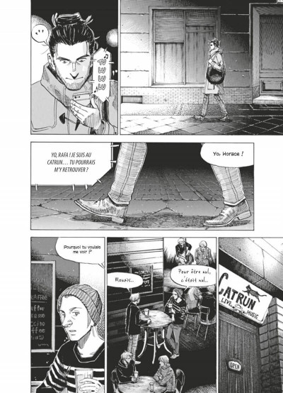 Page 8 Blue giant supreme tome 5