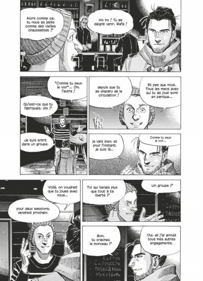 Page 9 Blue giant supreme tome 5