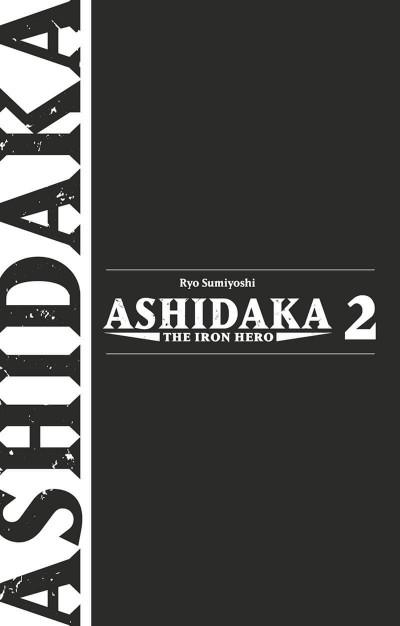 Page 2 Ashidaka - the iron hero tome 2