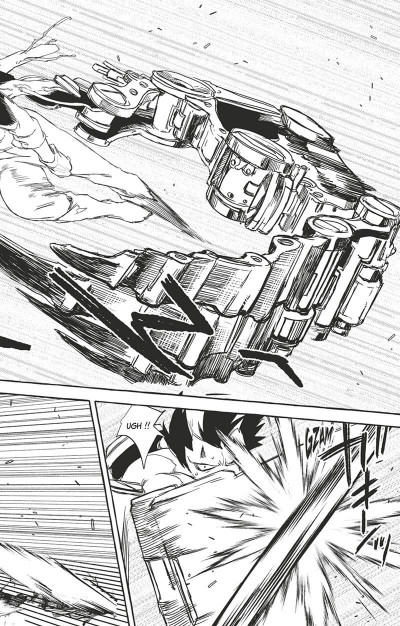 Page 5 Ashidaka - the iron hero tome 2