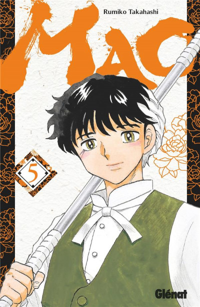 Couverture Mao tome 5